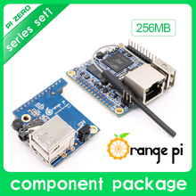 Orange Pi Zero Set 1:Orange Pi Zero 256MB+Expansion Board beyond Raspberry Pi(China)