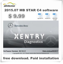 latest MB Star C4 Software Installing EPC and WIS free download/Installing XENTRY and DAS for cars/trucks/buses by team viewer