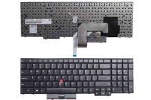 US  New Keyboard FOR Lenovo ThinkPad Edge E530 E530C E535 E545 04Y0301 0C01700 V132020AS3 Laptop Keyboard