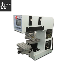 single color automatic tabletop pad printing machine price(China)