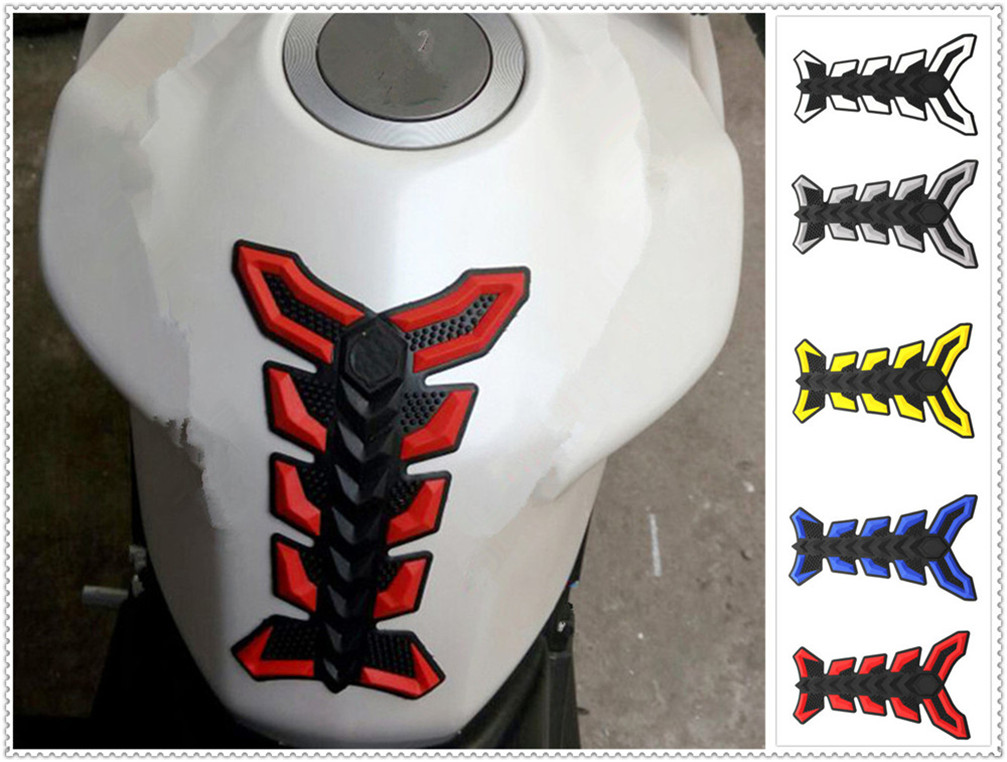 Car and motorcycle personality sticker 3D tank mat racing for HONDA XR400MOTARD CRF250L M CRF1000L XR650R