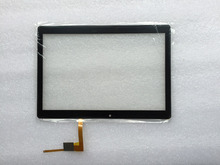 Free shipping 10.1 inch touch screen,100% New for Irbis TZ171 TZ 171 touch panel,Tablet PC Sensor digitizer(China)