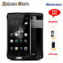 Blackview BV8000 Pro 6GB RAM 64GB ROM Android 7.0 4G LTE Unlocked Smartphone 5.0 inch 1920x1080P 16.0MP Camera 5 Point Touch(China)