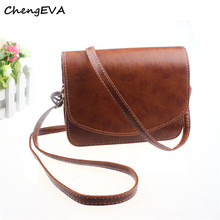 Hot Sale Attractive Elegant Women Imitation leather Shoulder Bag Satchel Handbag Retro Messenger Nov 4