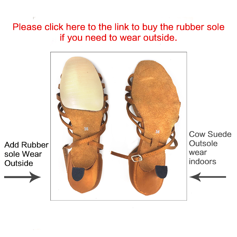 Rubber sole
