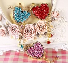 100% real capacity Best selling Jewelry Heart shape USB Drive Flash 32GB/8GB/16GB S56(China)