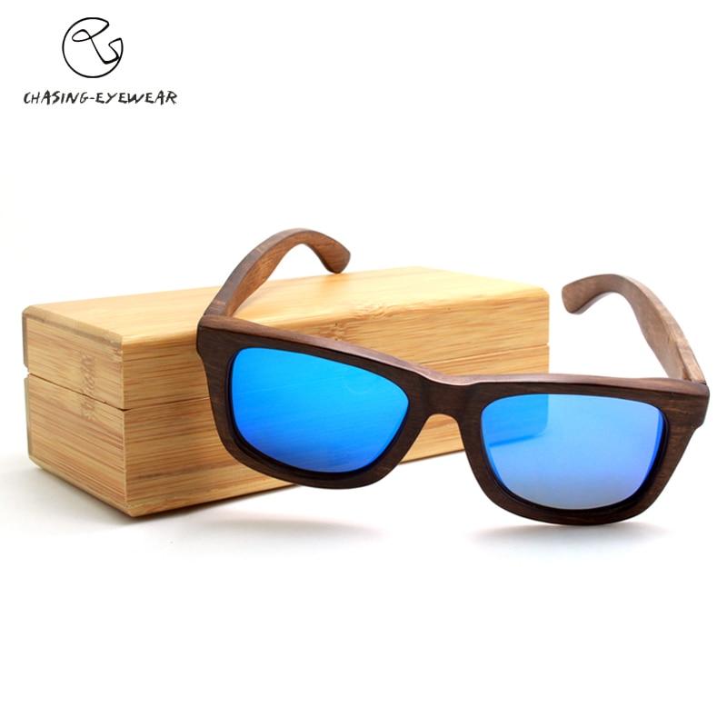 2017 NEW Designer Vogue  Wood Sunglasses Polarized Vintage Men Wooden Glasses Coating Summer Style Gafas De Sol Oculos CS10122J<br><br>Aliexpress