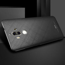 Msvii Huawei Mate 9 Pro Case Huawei Mate 9 Cases Cover Hard PC Full Protected Matte Surface Texture Mate9 Pro Shell Non-Slip(China)