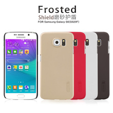 Top Quality of imported environmental protection PC Cover Case For Samsung Galaxy S6 Mobile Phone Bag Protection Back Cases