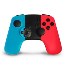 New Bluetooth Wireless Game Controller Gamepad Joystick Nintendo Switch Console 1 Set Plastic Game Controllers
