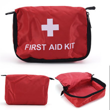1 pc 14*10*5cm Waterproof Portable Travel Bag Small Portable Kit Medical Drug Organization Travel Packing Cubes(China)