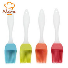 Brand NCIRE New Fashion Silicone Baking Honey Bread Cook Pastry Oil Cream BBQ Utensil Basting Brush Heat Resistant Pastry Brush