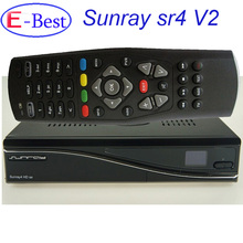 Satellite Receiver Sunray sr4 800se V2 Triple tuner Sim2.20 sr4 v2 Rev.E Enigma 2 Linux OS full hd Receiver DHL Free Shipping