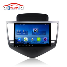 "Free Shipping 9"" Android 6.0.1 Car DVD video Player Chevrolet Cruze car GPS Navigation BT,Radio,wifi"