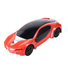 3D Light Car Model Toy AA Battery Powered Universal Electric Vehicle Vehicles Electronic Car With 3D Light&Music Gift For Kids(China)