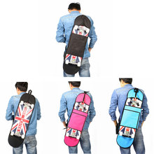 Length 80cm Skateboard Carrying Bag 4 Wheels Skateboard Bag Shoulder Bag Skateboard Special Bag Accessories