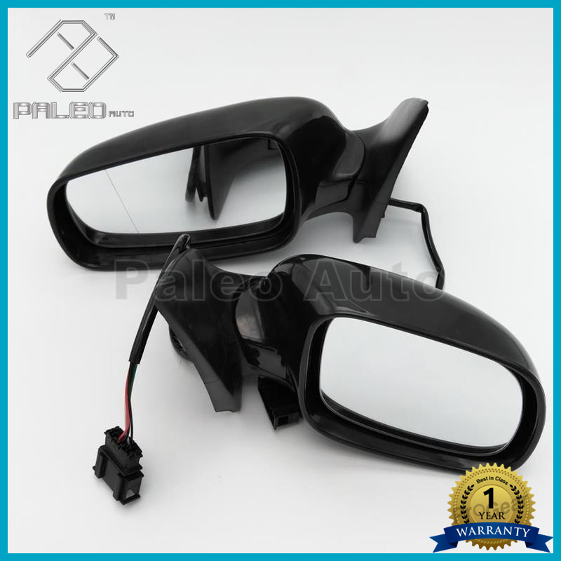 2pcs For Skoda Fabia 2000 2001 2002 2003 2004 2005 2006 2007 2008 New Electric Adjustment And Heated Mirror With Short Flat Plug<br><br>Aliexpress