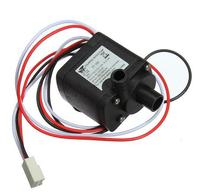 Mini DC 3.5v 6v 12V Brushless Motor Submersible water Pump for PC Water Cooling System(China)