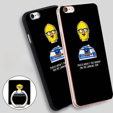 These Aren t The Droids You Soft TPU Silicone Phone Case Cover for iPhone 4 4S 5C 5 SE 5S 6 6S 7 Plus