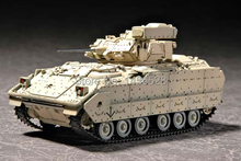 TRUMPETER  07296   1/72 M2A2 Bradley Infantry Fighting Vehicle Assembly Model kits scale model  3D puzzle vehicle model