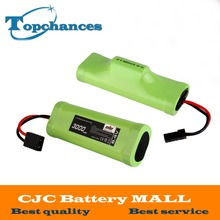 8.4V 3000mAh 7 Cell Hump Pack NiMH Battery For Associated 1/10 SC10(China)