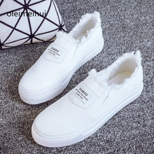 2017 Fashion Women Casual Shoes Breathable Flower Creepers Platform Shoes Slipony Women Flats Lace Up White Black  canvas shoes