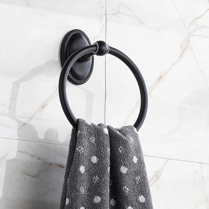 Stainless-Steel-Black-Bathroom-Accessories-Wall-Mounted-Bath-Hardware-Sets-Towel-ring-Soap-dish-Robe-hook (3)