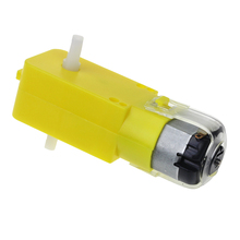 TT Motor Smart Car Robot Gear Motor for arduino Diy Kit(China)