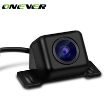 Onever Car Rear View Camera Waterproof 170 Degree Wide Viewing Angle Reverse Backup CMOS Car Rearview Camera Monitor For Parking(China)