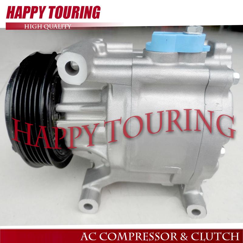 3 SCSB06 SCS06 ac compressor for Fiat 500 Punto Lancia ac compressor 447100-1870 5A787-5000 4471001870 46782669 51747318 71785268