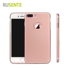 New Design Metal aluminum alloy with TPU lining back cover 2 in 1 phone case for iPhone 6 6s 7 Plus for apple 6 6s 7 7plus