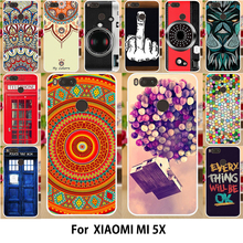 Buy AKABEILA Printed Case Xiaomi Mi A1 Cases Silicon MiA1 Mi 5X Cover TPU Cute Mi5X Phone Shells Fashion Bags Shell Skin Hood for $1.68 in AliExpress store