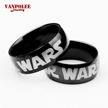 Star Wars Rings Anel Darth Vader Punk Rings Anillos Mujer Anelli Vintage Mask Rings Man Jewelry Bijouterie Bague Anel Masculino