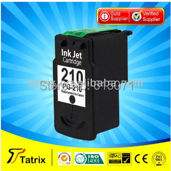 Free Shipping InkJet Cartridge PG 210 For Canon PG-210 Ink Remanufactured PG-210 Ink Cartridge for Canon PG-210 Ink Cartridge<br><br>Aliexpress