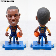 All star figure LeBron James Basketball player Model Figurine mannequins Toy Cleveland Cavaliers NO.23 JAMES christmas gifts(China)
