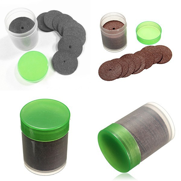 2 Color Resin Cutting Wheel Disc 1Cut Off Set Bit Kit For Dremel Rotary Tool High Qulity
