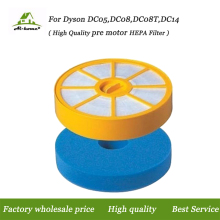 High Quality Replacement Filter fit Dyson DC05 DC08 DC08T DC14 DC15 Washable Pre Motor Filter Foam Vacuum Cleaner Hepa Filter