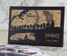 Estartek (12PCS/SET )  Genuine products Lord of the Rings Hobbit history spear Ge surrounding wilderness theme postcard