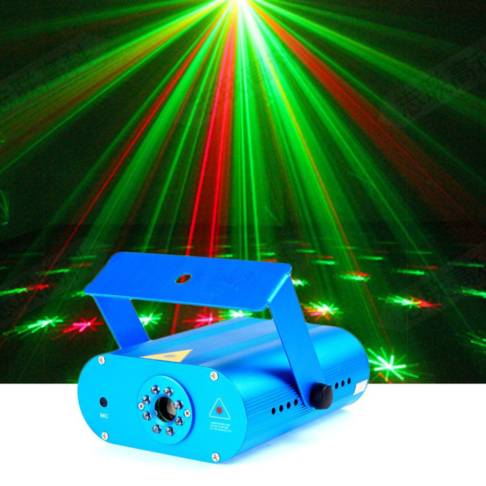 16 kinds of shape Laser Projector Stage Light Festival Bar Pub Disco Stage Lighting Effect BIG SALE! Inventory Clearance<br>