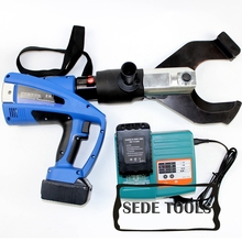 Battery powered hydraulic cable cutter for dia 105mm Cu/Al Cable and armoured cable BZ-105C