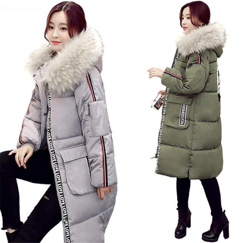 2016 New Female Winter Jackets Women Parkas Army Green Large Size Thickening Women Outwear Parka For Winter Coat Womens W064Одежда и ак�е��уары<br><br><br>Aliexpress