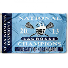 NCAA Womens Lacrosse 2013 National Champs Banner College Flag 3X5(China)