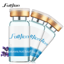 10ML Hyaluronic Acid Serum Skin Moisturizer Argireline Peptide Face Repair Cream Snail White Crystal Collagen Vitamin Face(China)