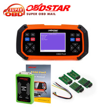 2017 OBDSTAR X300 PRO3 Key Master OBD2 OBD II X300 PRO Key Programmer Odometer Correction Tool with EEPROM/PIC Free Shipping