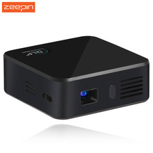 Zeepin Mini Projector E05 Android 4.4 WIFI Bluetooth HD LED DLP Multimedia Projectors Home cinema Theater Media Player Beamer