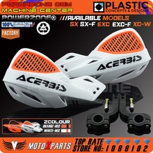 Motorcycle Motorcross Dirt Bike ATV Handlebar handguards Hand Guards For KTM SX SXF EXC XCW EXC F 85 125 250 300 350 450 530