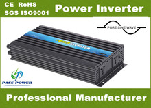 Manufacture  price with CE RoHS SGS, Off grid single Pure Sine Wave Power Inverter,Solar Inverter 2500W