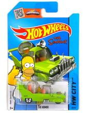 HotWheels The Simpsons The homer/Toy/Model Car