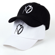 X.O Caps The Newest Dad Hat XO Baseball Cap Snapback Hats High Quality Adjustable Design Women Men The Weeknd Starboy Hats S(China)
