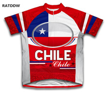 Chile Cycling Clothing Quick Dry Breathable Bike wear ropa ciclismo bicycle clothing For Men Mountain Bike Jersey(China)
